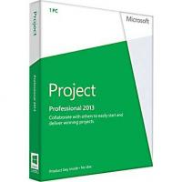 Microsoft software licentie: Project Pro 2013 for Office 365