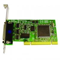 Brainboxes interfaceadapter: 4 x RS232, 9 Pin (M), PCI 3.0 - Groen