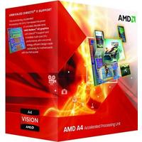 AMD processor: A4-6300