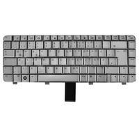 HP notebook reserve-onderdeel: Full size 14.1-inch Windows Vista (IMR, Mesh) keyboard (Nordic) - Zilver