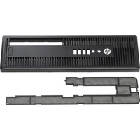 HP EliteDesk 800 G2 SFF-bezel/stoffilter Computerkast onderdeel - Zwart
