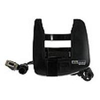 Psion houder: Powered Vehicle Cradle 12V (S) - Zwart