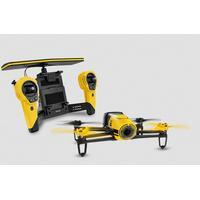 Parrot drone: BEBOP DRONE + SKYCONTROLLER - BLAUW - Zwart, Geel