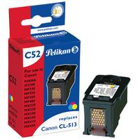Pelikan cartridge Canon Pelikan C52 CL-513 tricolor     m. Chip