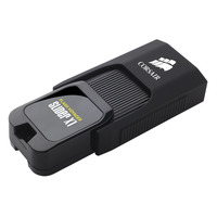 Corsair USB flash drive: Voyager Slider X1 32GB - Zwart