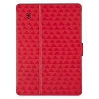 Speck StyleFolio Case voor Apple iPad Air - Rood/Zwart