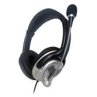Gembird headset: 105 dB, 40 mm, 20 - 20000 Hz, 32 Ohm - Zwart