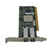 HP Dual Ports FC Fibre Channel to PCI-X interfaceadapter - Groen, Grijs