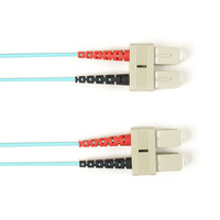 Black Box fiber optic kabel: 3m, 2xSC