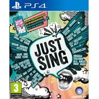 Ubisoft Just Sing PS4 (300082217)