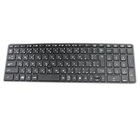 HP toetsenbord: 641179-031 - Zwart, QWERTY