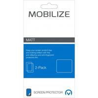 Mobilize screen protector: Matt 2-pack Screen Protector LG Optimus L5 II