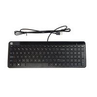 HP 801526-032 Toetsenbord - Zwart
