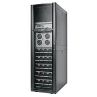 APC UPS: Smart-UPS VT rack mounted 40kVA 400V w/5 batt mod., w/PDU & startup - Zwart