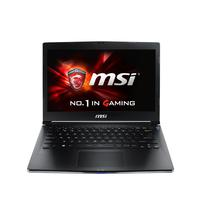 MSI laptop: Gaming GS30 2M(Shadow)-018NL - Zwart