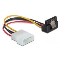 DeLOCK electriciteitssnoer: SATA HDD Cable - Multi kleuren