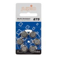 Jupio batterij: Hearing Aid 675 Zinc Air Blue PR44, 6 pcs