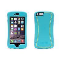 Griffin Survivor Slim tweekleurig voor de iPhone 6 Turquoise/limoen