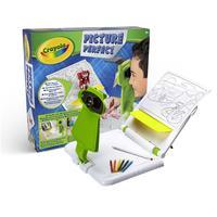 Crayola : Picture Perfect - Veelkleurig