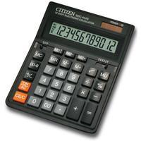 Citizen 1 x GP189, 209 g, 153 x 199 x 31 mm, 12 dgt, LCD calculator - Zwart