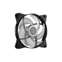 Cooler Master Hardware koeling: MasterFan Pro 140 Air Pressure RGB - Zwart, Wit