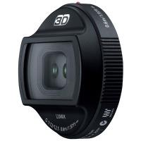 Panasonic 12.5 mm - f/12.0 - 3d lens met vast brandpunt