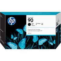 HP inktcartridge: 90 zwarte DesignJet inktcartridge, 400 ml