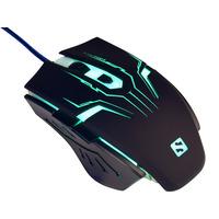 Sandberg computermuis: Eliminator Mouse - Zwart