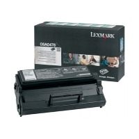 Lexmark cartridge: E320, E322 High Yield Return Program Print Cartridge (6K) - Zwart