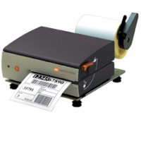 Datamax O'Neil labelprinter: MP-Series Compact4 Mobile - Zwart