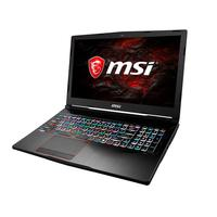 MSI laptop: Gaming GE63 7RC(Raider)-004 - Zwart