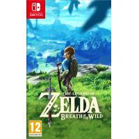Nintendo game: Legend of Zelda: Breath of the Wild  Switch