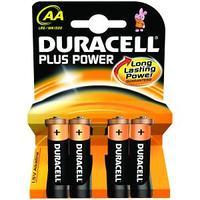 Duracell batterij: MN1500B4 - Zwart, Oranje
