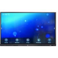 IBoardTouch touchscreen monitor: Es 86 UHD - Grijs