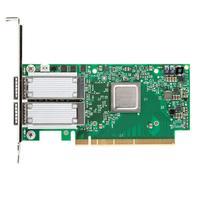 Mellanox Technologies 100GbE Dual-Port QSFP28 PCIe3.0 x16 Tall Bracket ROHS R6 netwerkkaart