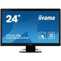 Iiyama touchscreen monitor: ProLite T2452MTS-B4 - Zwart