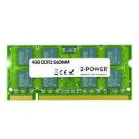 2-Power RAM-geheugen: 4GB DDR2 800MHz SoDIMM - Groen