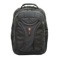 Wenger/SwissGear laptoptas: Backpack CARBON 17'' for Macbook Pro, Black - Zwart