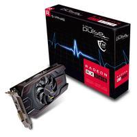 Sapphire videokaart: Pulse Radeon RX 560 - Zwart