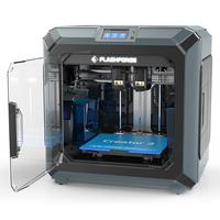 Flashforge Creator 3 3D-printer - Zwart,Grijs