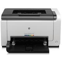 HP laserprinter: LaserJet Color Pro CP1025nw - Zwart, Zilver