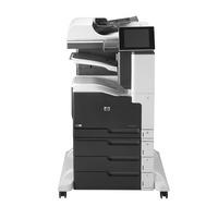 HP multifunctional: LaserJet LaserJet Enterprise 700 Color MPF M775z+ - Zwart, Cyaan, Magenta, Geel