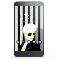 Alcatel smartphone: POP 4 PLUS - Grijs