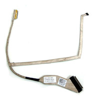 DELL notebook reserve-onderdeel: LCD Cable - Zwart, Wit