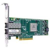 DELL interfaceadapter: Qlogic 2660 - Groen, Roestvrijstaal
