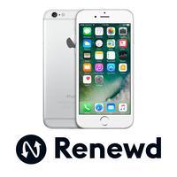 Renewd smartphone: Apple iPhone 6 Plus refurbished - 64GB Zilver (Refurbished AN)