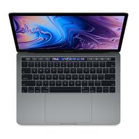 Apple laptop: MacBook Pro 13 (2018) - i5 - 256GB - Space Grey - Grijs