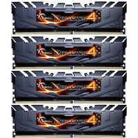 G.Skill RAM-geheugen: Ripjaws 16GB DDR4-2400Mhz - Zwart