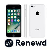 Renewd smartphone: Apple iPhone 5C - Wit 8GB (Refurbished AN)