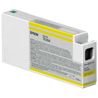 Epson inktcartridge: inktpatroon Yellow T636400 UltraChrome HDR 700 ml - Geel